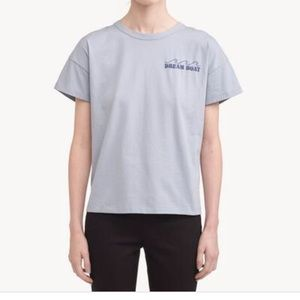 New rag & bone Dream Boat Women's Tee Size Small
